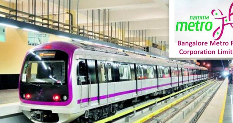 Bangalore Metro invites bids for civil works on KR Puram-Silk Board line