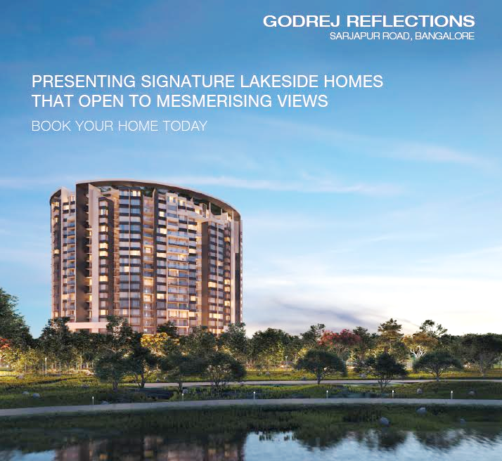 Godrej Reflections Apartment in Harlur, Bangalore