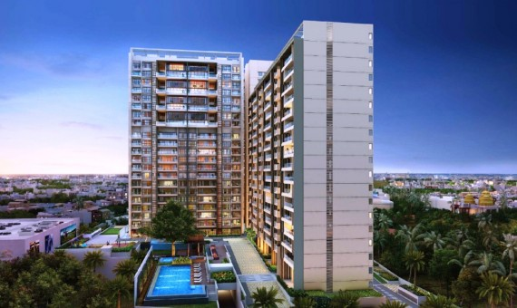 Peninsula Heights 3/4/5 BHK Luxury Apartment_ JP Nagar Bangalore