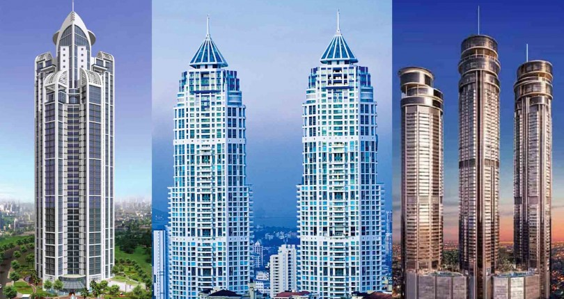 Residential Top 10 Tallest Buildings In India